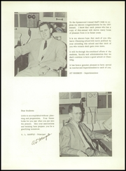 Page 7, 1957 Edition, Channing High School - Eagle Yearbook (Channing, TX) online yearbook collection