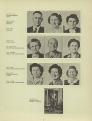 Page 11, 1949 Edition, Walnut Springs High School - Hornet Yearbook (Walnut Springs, TX) online yearbook collection