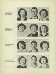 Page 14, 1949 Edition, Walnut Springs High School - Hornet Yearbook (Walnut Springs, TX) online yearbook collection