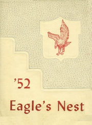 1952 Edition, Southland High School - Eagles Nest Yearbook (Southland, TX)