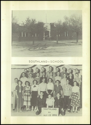 Page 11, 1952 Edition, Southland High School - Eagles Nest Yearbook (Southland, TX) online yearbook collection