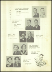 Page 15, 1952 Edition, Southland High School - Eagles Nest Yearbook (Southland, TX) online yearbook collection