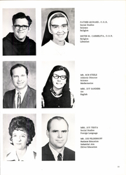 Page 15, 1973 Edition, Sacred Heart High School - Cordis Yearbook (Muenster, TX) online yearbook collection