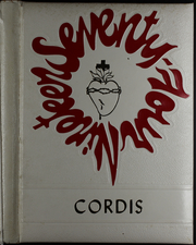 Page 1, 1974 Edition, Sacred Heart High School - Cordis Yearbook (Muenster, TX) online yearbook collection