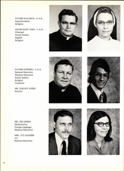Page 12, 1974 Edition, Sacred Heart High School - Cordis Yearbook (Muenster, TX) online yearbook collection