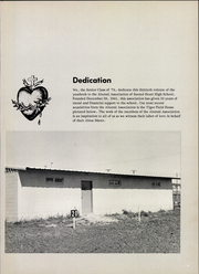 Page 7, 1974 Edition, Sacred Heart High School - Cordis Yearbook (Muenster, TX) online yearbook collection