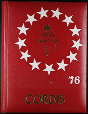 1976 Edition, Sacred Heart High School - Cordis Yearbook (Muenster, TX)