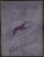 Page 1, 1953 Edition, Handley High School - Greyhound Yearbook (Fort Worth, TX) online yearbook collection