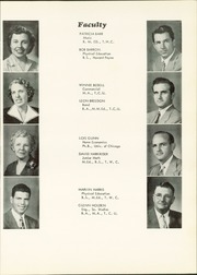 Page 11, 1953 Edition, Handley High School - Greyhound Yearbook (Fort Worth, TX) online yearbook collection