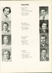 Page 13, 1953 Edition, Handley High School - Greyhound Yearbook (Fort Worth, TX) online yearbook collection