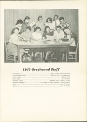 Page 7, 1953 Edition, Handley High School - Greyhound Yearbook (Fort Worth, TX) online yearbook collection
