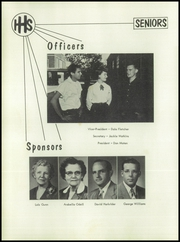 Page 16, 1956 Edition, Handley High School - Greyhound Yearbook (Fort Worth, TX) online yearbook collection