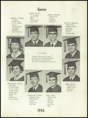 Page 17, 1956 Edition, Handley High School - Greyhound Yearbook (Fort Worth, TX) online yearbook collection