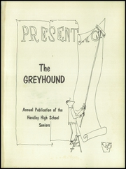 Page 5, 1956 Edition, Handley High School - Greyhound Yearbook (Fort Worth, TX) online yearbook collection