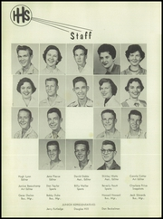 Page 8, 1956 Edition, Handley High School - Greyhound Yearbook (Fort Worth, TX) online yearbook collection