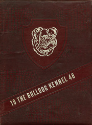 Page 1, 1948 Edition, Bynum High School - Kennel Yearbook (Bynum, TX) online yearbook collection