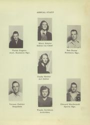 Page 13, 1948 Edition, Bynum High School - Kennel Yearbook (Bynum, TX) online yearbook collection