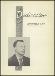 Page 11, 1952 Edition, Bynum High School - Kennel Yearbook (Bynum, TX) online yearbook collection