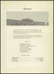 Page 9, 1952 Edition, Bynum High School - Kennel Yearbook (Bynum, TX) online yearbook collection