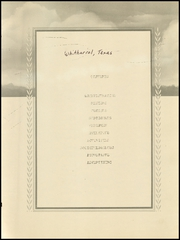 Page 9, 1937 Edition, Whitharral High School - Pantera Yearbook (Whitharral, TX) online yearbook collection
