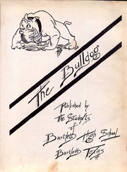 Page 7, 1954 Edition, Bartlett High School - Bulldog Yearbook (Bartlett, TX) online yearbook collection