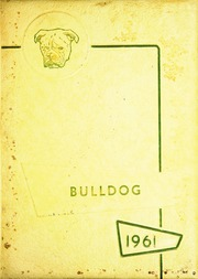 Page 1, 1961 Edition, Bartlett High School - Bulldog Yearbook (Bartlett, TX) online yearbook collection
