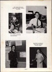 Page 11, 1961 Edition, Bartlett High School - Bulldog Yearbook (Bartlett, TX) online yearbook collection
