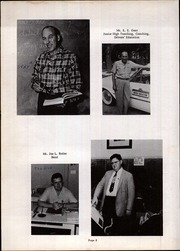 Page 12, 1961 Edition, Bartlett High School - Bulldog Yearbook (Bartlett, TX) online yearbook collection