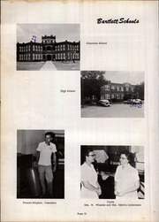 Page 14, 1961 Edition, Bartlett High School - Bulldog Yearbook (Bartlett, TX) online yearbook collection