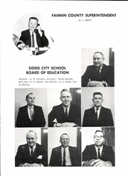 Page 11, 1968 Edition, Dodd City High School - Hornet Yearbook (Dodd City, TX) online yearbook collection