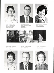 Page 14, 1968 Edition, Dodd City High School - Hornet Yearbook (Dodd City, TX) online yearbook collection
