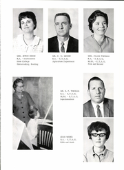 Page 15, 1968 Edition, Dodd City High School - Hornet Yearbook (Dodd City, TX) online yearbook collection