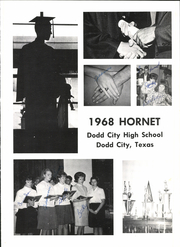 Page 5, 1968 Edition, Dodd City High School - Hornet Yearbook (Dodd City, TX) online yearbook collection