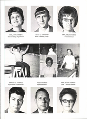 Page 13, 1971 Edition, Dodd City High School - Hornet Yearbook (Dodd City, TX) online yearbook collection