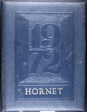 1972 Edition, Dodd City High School - Hornet Yearbook (Dodd City, TX)