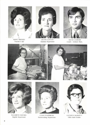 Page 12, 1973 Edition, Dodd City High School - Hornet Yearbook (Dodd City, TX) online yearbook collection