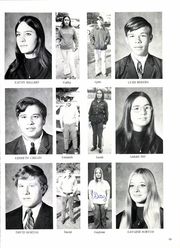 Page 17, 1973 Edition, Dodd City High School - Hornet Yearbook (Dodd City, TX) online yearbook collection