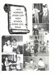 Page 5, 1973 Edition, Dodd City High School - Hornet Yearbook (Dodd City, TX) online yearbook collection