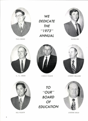 Page 6, 1973 Edition, Dodd City High School - Hornet Yearbook (Dodd City, TX) online yearbook collection