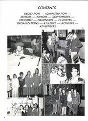 Page 8, 1973 Edition, Dodd City High School - Hornet Yearbook (Dodd City, TX) online yearbook collection