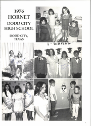 Page 5, 1976 Edition, Dodd City High School - Hornet Yearbook (Dodd City, TX) online yearbook collection