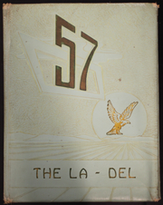 1957 Edition, Delmar High School - La Del Yearbook (Paris, TX)