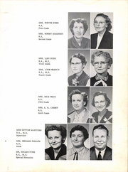 Page 11, 1957 Edition, Delmar High School - La Del Yearbook (Paris, TX) online yearbook collection