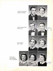 Page 15, 1957 Edition, Delmar High School - La Del Yearbook (Paris, TX) online yearbook collection