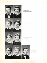 Page 16, 1957 Edition, Delmar High School - La Del Yearbook (Paris, TX) online yearbook collection
