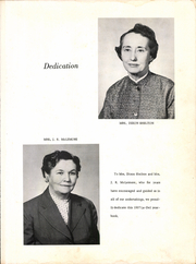 Page 5, 1957 Edition, Delmar High School - La Del Yearbook (Paris, TX) online yearbook collection
