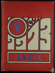 1973 Edition, Delmar High School - La Del Yearbook (Paris, TX)