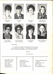 Page 13, 1973 Edition, Delmar High School - La Del Yearbook (Paris, TX) online yearbook collection