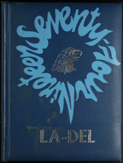 1974 Edition, Delmar High School - La Del Yearbook (Paris, TX)