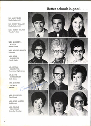 Page 12, 1974 Edition, Delmar High School - La Del Yearbook (Paris, TX) online yearbook collection